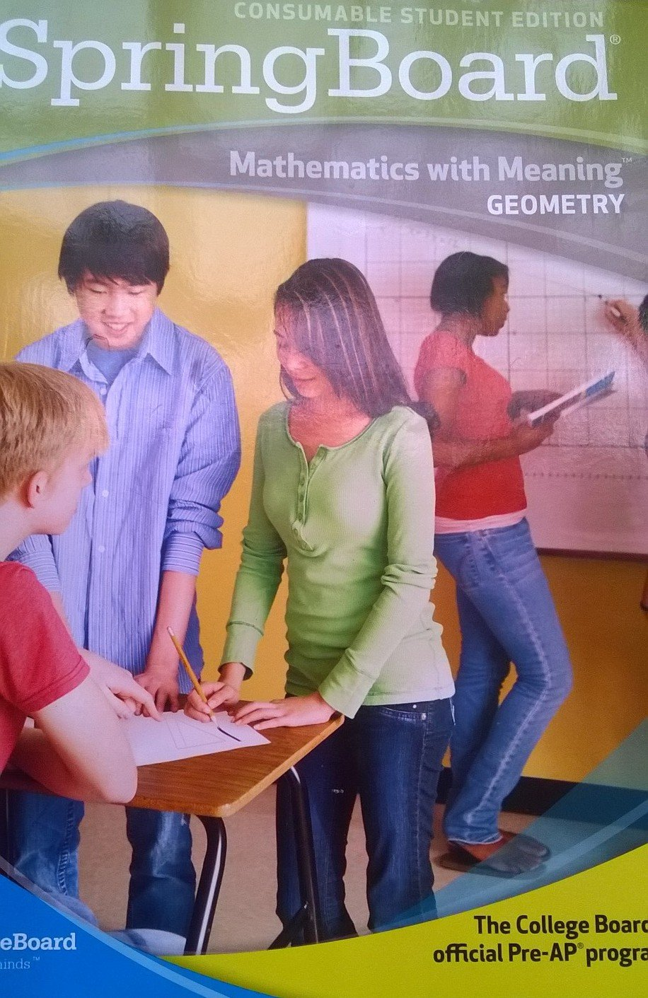 SpringBoard: Mathematics with Meaning - Geometry ebook