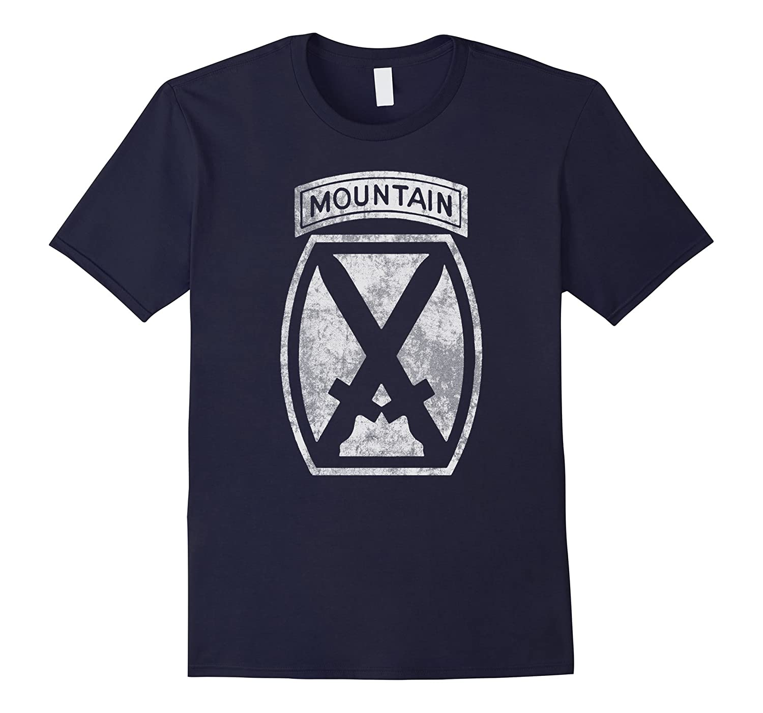 10th Mountain Division Veteran T Shirt - Men Women Kid-FL