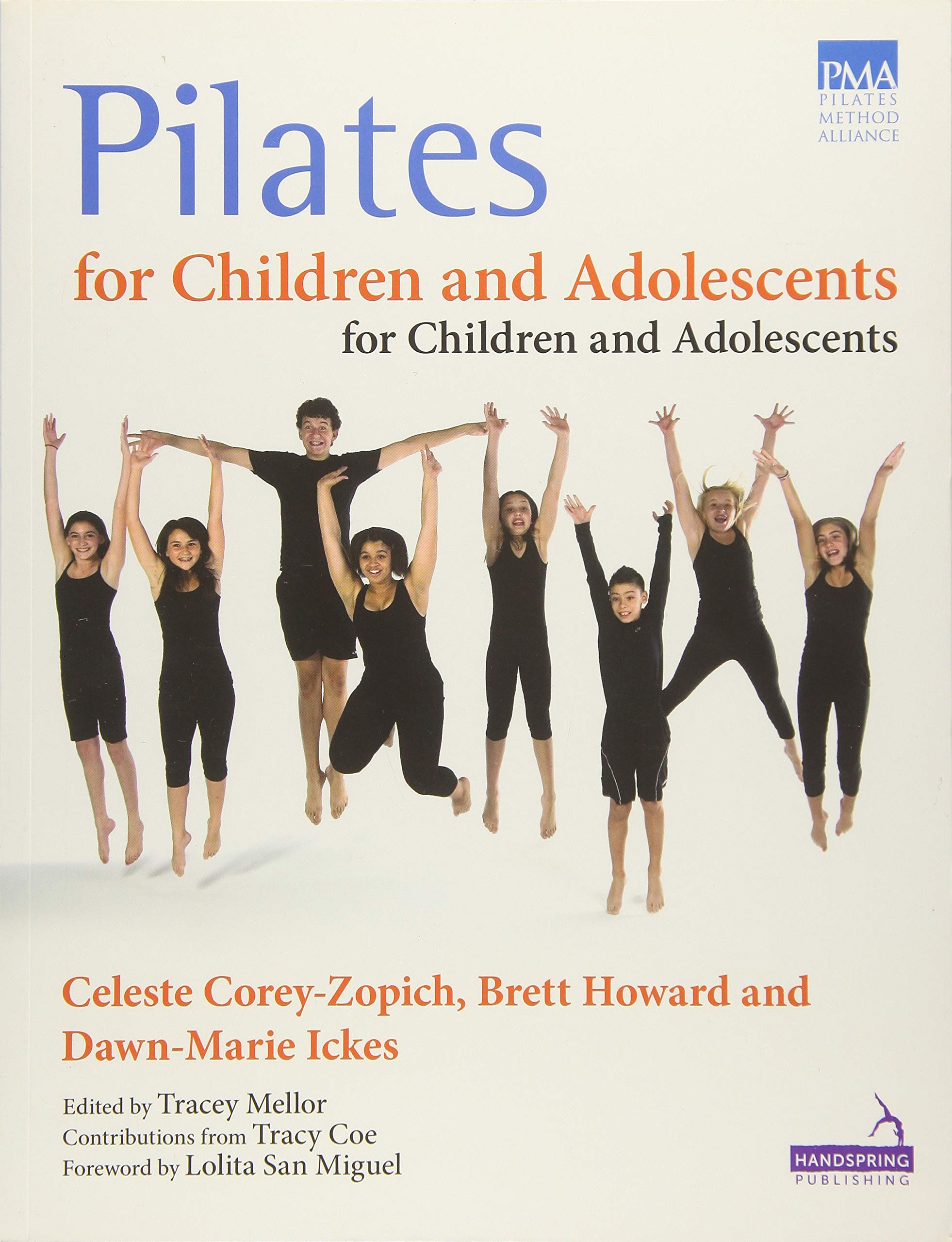 Pilates for Children and Adolescents: Manual of