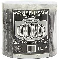 Simpkins Pure Licorice Sticks 1 Kg