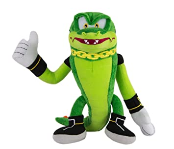 TOMY Collector Sonic The Hedgehog Vector The Crocodile 8 ...