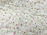 Cozy Line Home Fashions Sweet Peach Floral Light