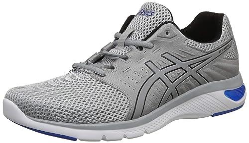 Jabón simpatía Prohibición  Buy ASICS Men Gel-Moya Mid Grey/Victoria Blu Running Shoes (T841N.969) at  Amazon.in