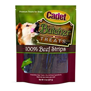 Cadet Jerky Gourmet Dog Treat