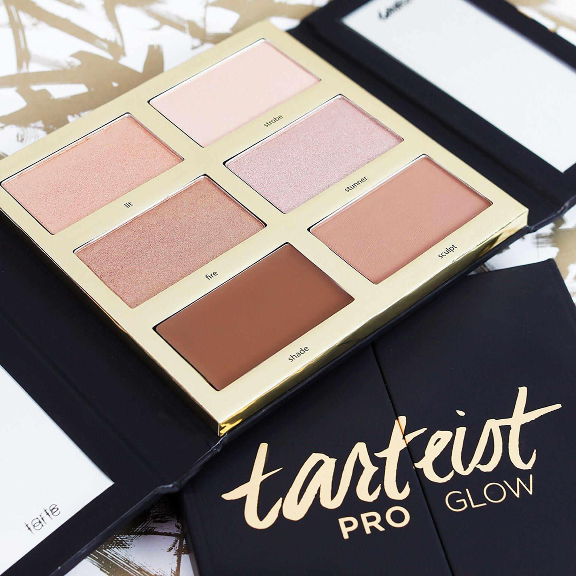 tarteist PRO glow highlight contour palette by Tarte (Image #6)