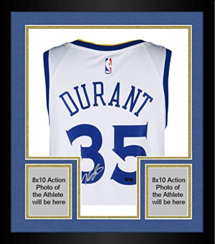Framed Kevin Durant Golden State Warriors Autographed White Nike Swingman  Jersey - Panini Authentic - Fanatics 563b0aa47