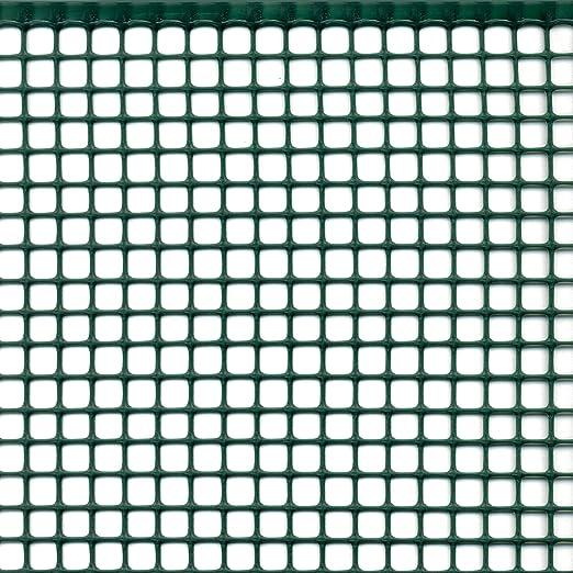 Tenax 72020118 Quadra 10 Malla plástica Multiuso: Amazon.es: Jardín