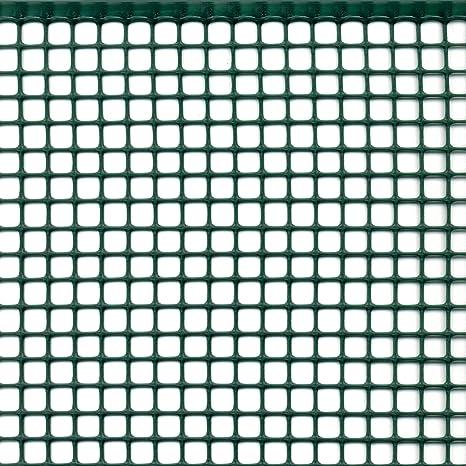 Rete Plastica Da Balcone.Rete Protettiva In Plastica A Maglia Quadrata Per Balconi Cancelli
