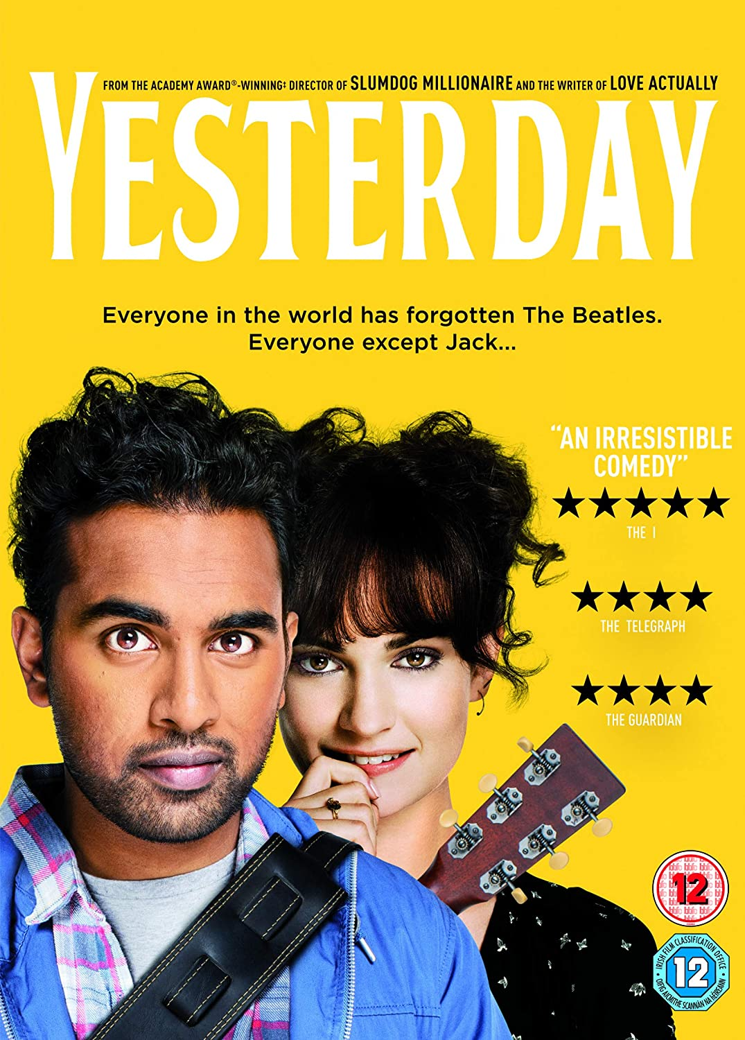 Image result for yesterday dvd