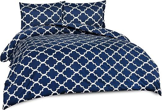 Next Fine Stripe 2 pack printed bed sets bedding duvet sets