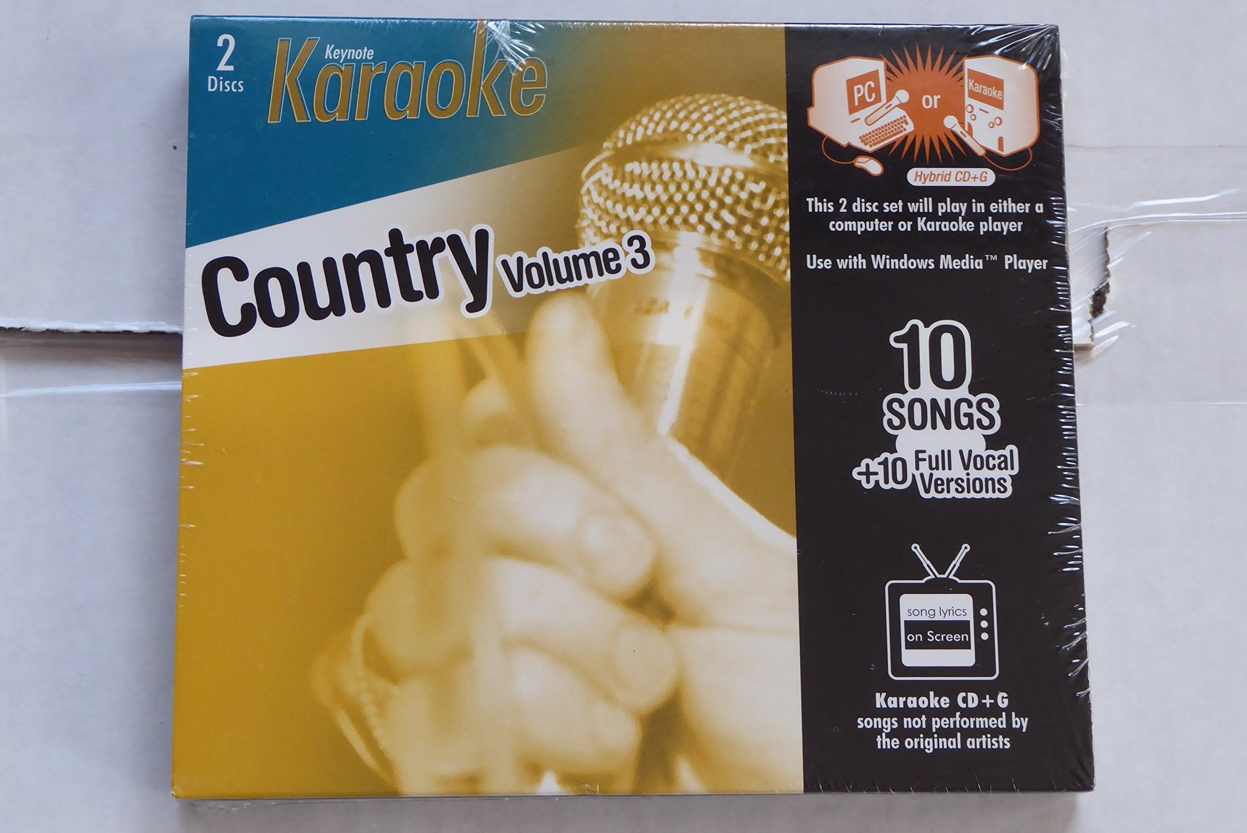 Keynote Karaoke Hybrid: Country 3