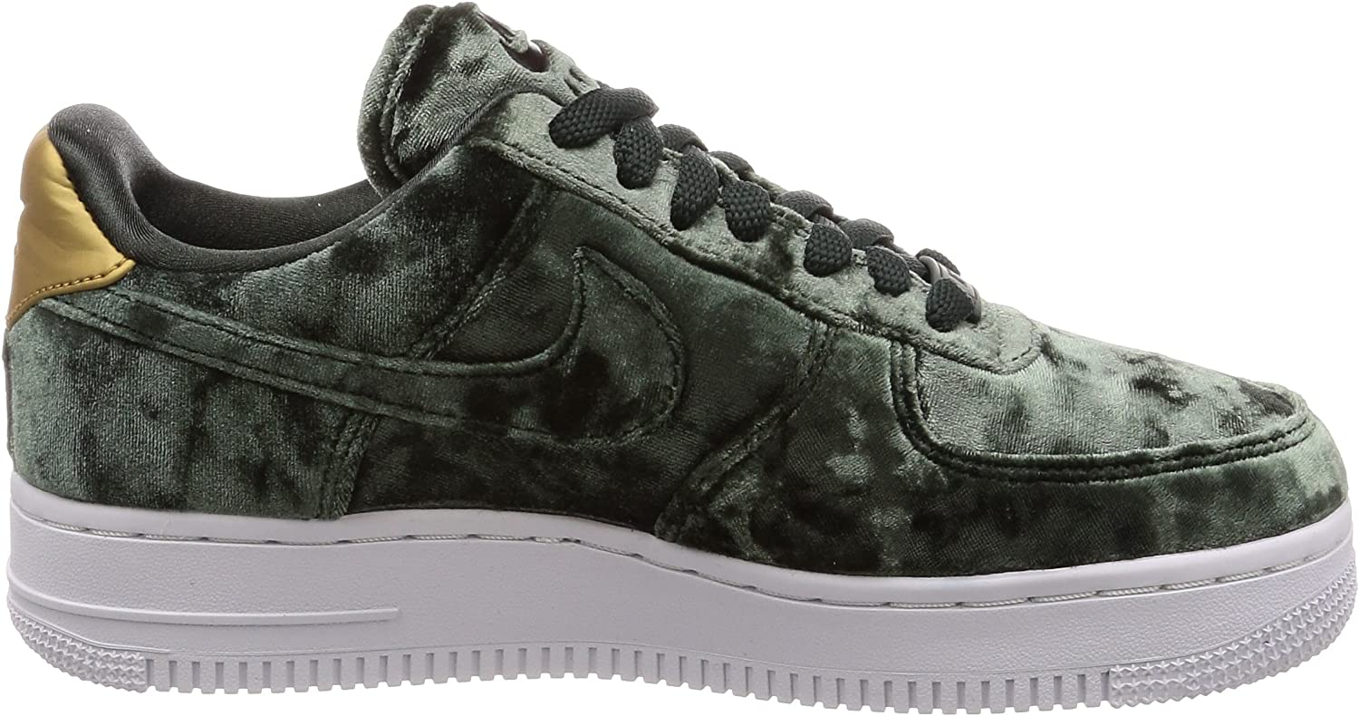air force 1 nere velluto