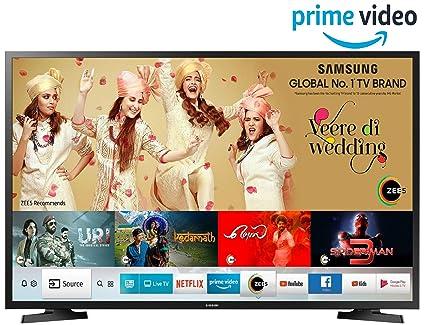 Samsung 100 cm Smart 7-in-1 Full HD Smart LED TV: Amazon in