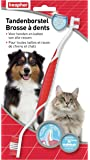 Beaphar Buccafresh, brosse à dents - hygiène bucco-dentaire - chien et chat