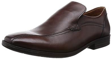 df30075270678 Clarks Men s Walnut Leather Formal Shoes - 10.5 UK  Buy Online at ...