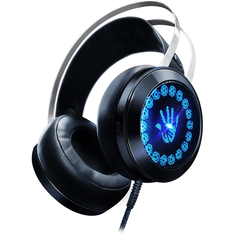 AOSO G400 Auriculares juego PC los auriculares estéreo ...