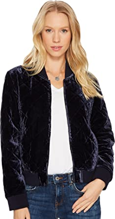 058fd0640 Lucky Brand Womens Quilted Bomber Jacket at Amazon Women's Coats Shop