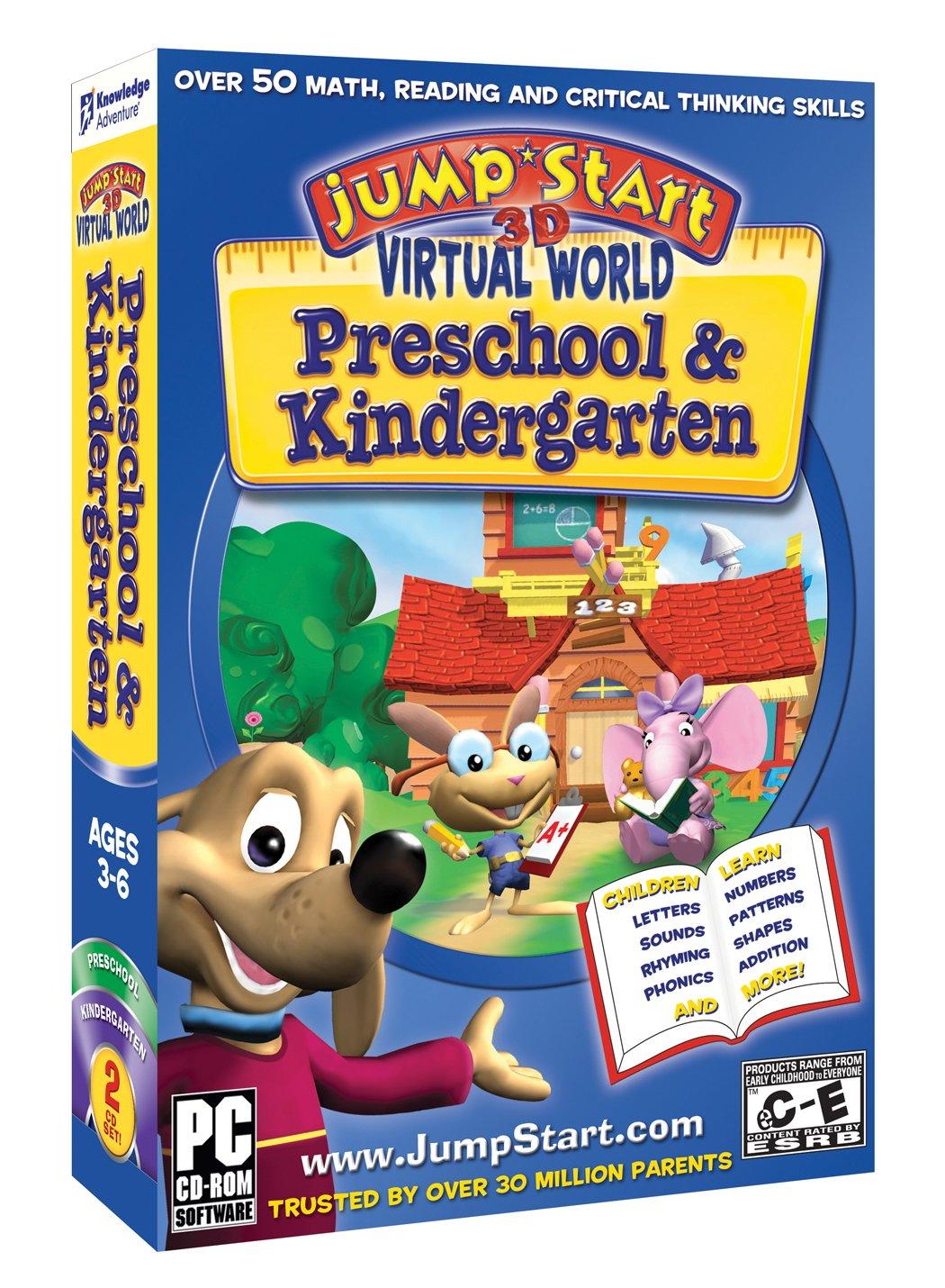 jumpstart kindergarten download