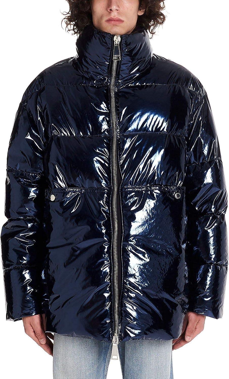 KHRISJOY Luxury Fashion Mens AFMM008NYMTNAV48 Blue Down Jacket | Fall Winter 19 81g7qP73yrLUL1500_