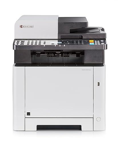 Kyocera Ecosys M5521cdw Impresora WiFi multifunción láser Color A4 | Impresora - Copiadora - Escáner - Fax | Soporte de Mobile Print para Smartphone y ...