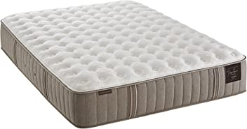 Stearns and Foster Estate Scarborough 14.5-inch Luxury Firm Tight Top Mattress, Full