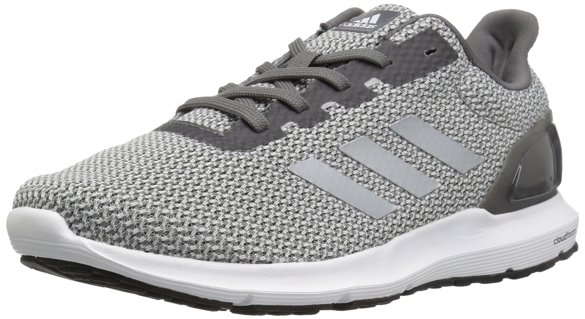 adidas Women's Cosmic 2 Sl w Running Shoe, Metallic Silver/Grey Four/White, 8 Medium US