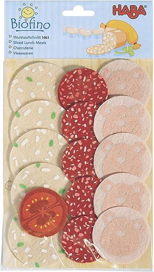 HABA 1461 Biofino - Paquete de Embutidos para Mercado de Juguete: Amazon.es: Juguetes y juegos