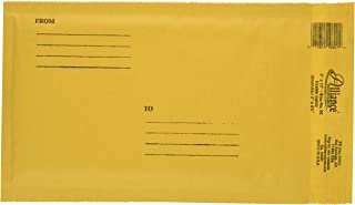 product image for Alliance Rubber Company Kraft Bubble Mailers (ALL10801)
