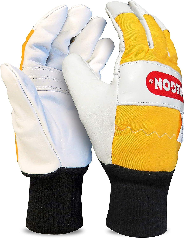 Oregon 295399L - Motosierra guantes protectores