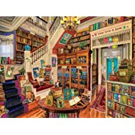 White Mountain Puzzles Readers Paradise - 1000 Piece Jigsaw Puzzle