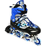 Kamachi Aluminium Body High Quality In-Line Skates Large (906)