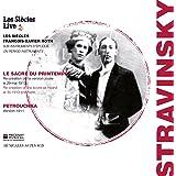 Stravinsky: Le Sacre du Printemps, Petrouchka