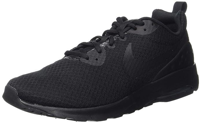 Nike Air Max Motion Sneakers Herren komplett Schwarz