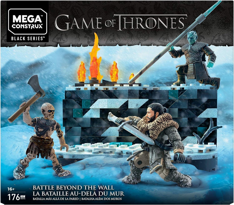 Game of Thrones Le trône de fer Building Set-Mega CONSTRUX Entièrement neuf dans sa boîte