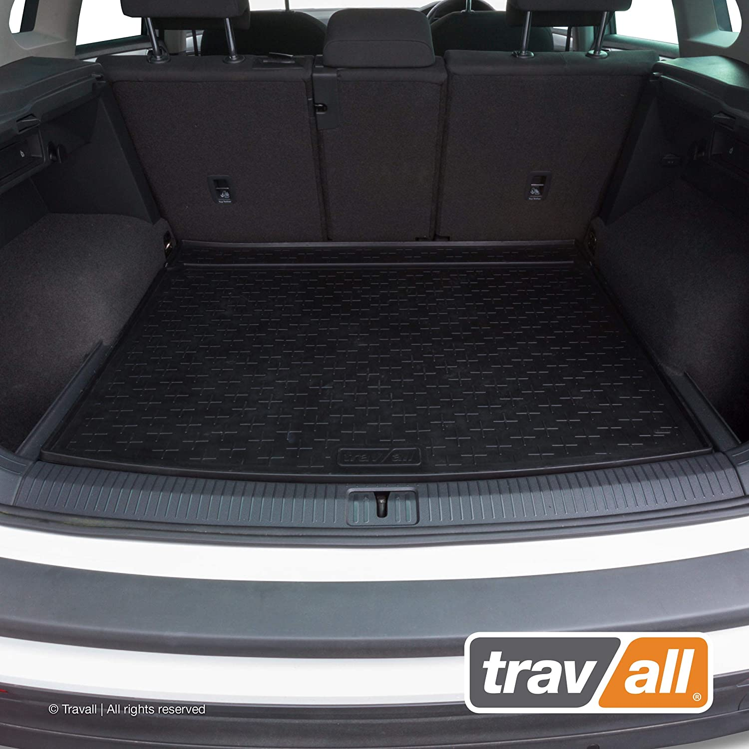 Travall Liner TBM1134 - Vehicle-Specific Rubber Boot Mat Liner