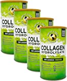 Great Lakes Pure, Unflavored Collagen, 16oz 4-Pack