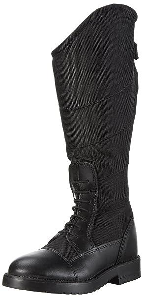 Hkm Botas de equitación Style, todo el año, hombre, color Negro - negro, tamaño 38 EU