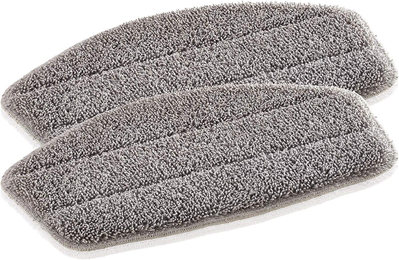 Fauge 4 Pezzi Adatti per Leifheit CleanTenso Copri Panno per Scopa Un Vapore Panno per Pulizia Panno di Ricambio