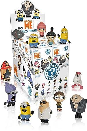 Despicable Me Funko Mystery Minis Blind Box Figures: Single Box: Amazon.es: Juguetes y juegos