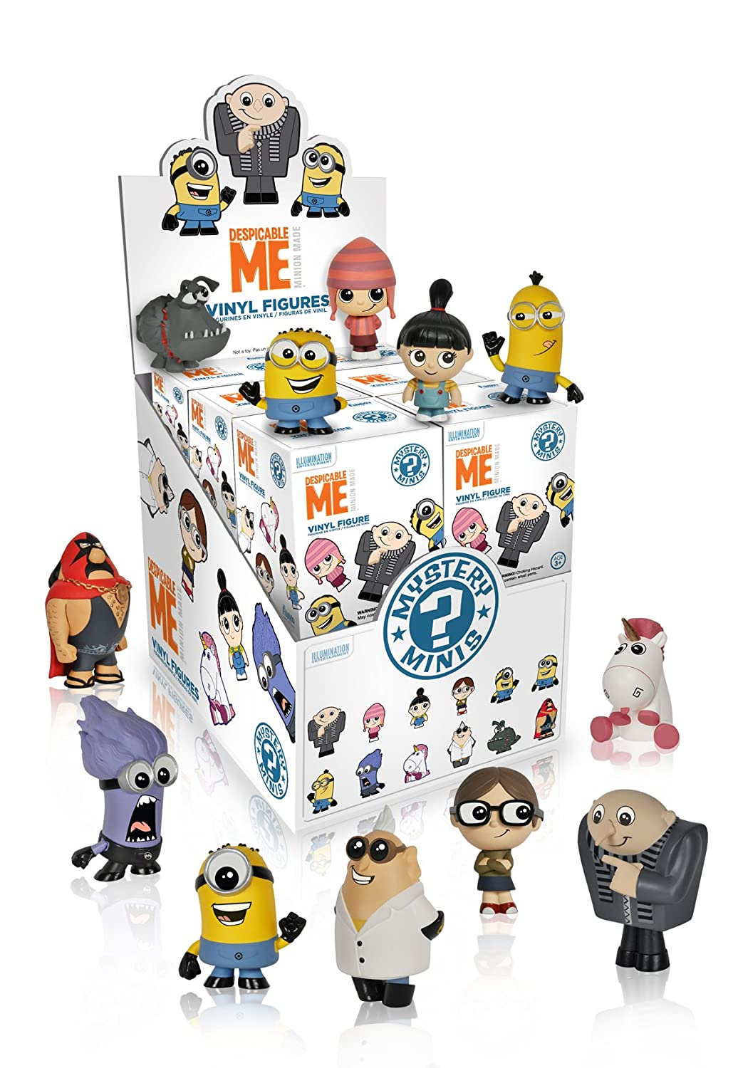 Product Despicable Me Blind Box Figure 4282 Misc Funko Mystery Minis