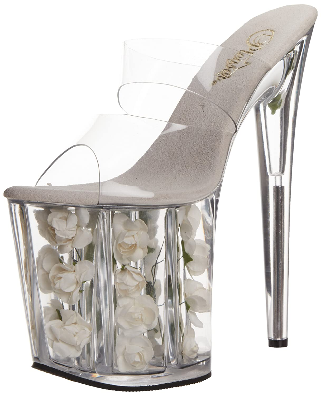 Pleaser Womens Flamingo-802 Platform Sandal