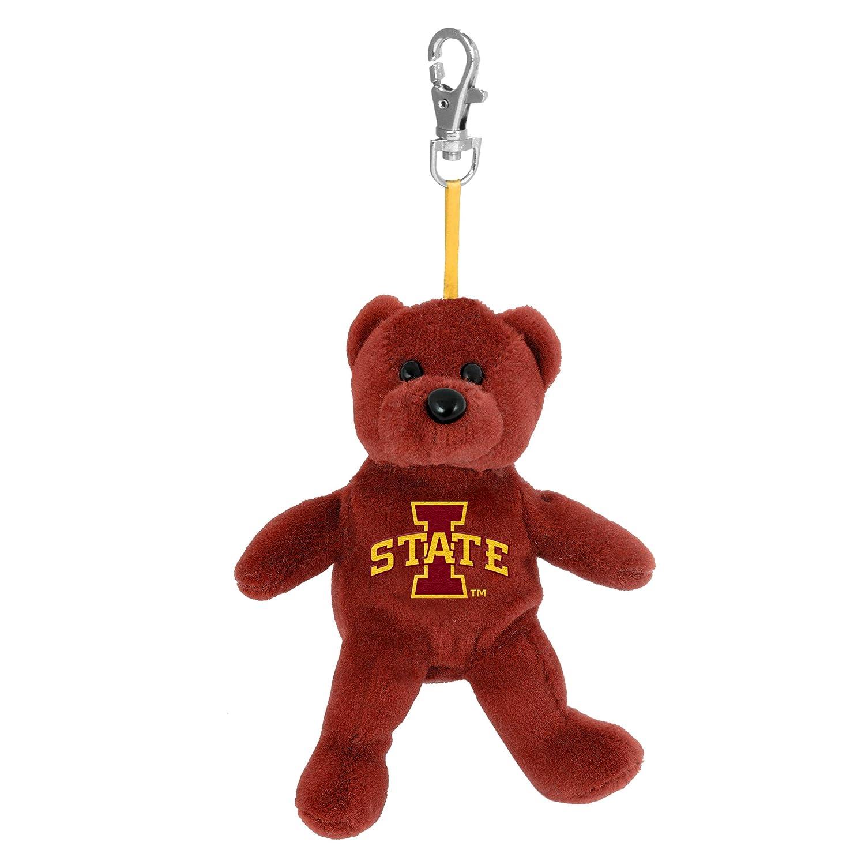 FOCO NCAA Unisex 3 Keychain Bear