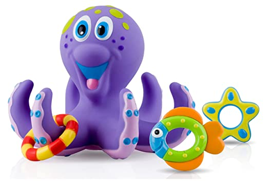 Octopus bath toy best toys for 1 year old boys