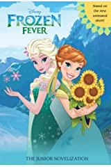 Frozen Fever Junior Novel (Disney Junior Novel (ebook)) Kindle Edition