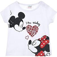 Minnie Mouse bebé-niñas Camiseta De Manga Corta