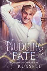Nudging Fate: A M/M Fantasy Rom-Com (Enchanted Occasions Book 1) Kindle Edition