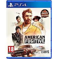 U&I Games 52822 American Fugitive PEGI (PS4)