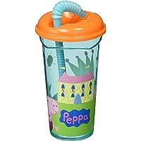 Peppa Pig 48631 Vaso Libre de BPA, 400 ml, Multicolor