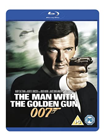 The Man with the Golden Gun 1974 BluRay 480p 350MB Dual Audio ( Hindi – English ) MKV