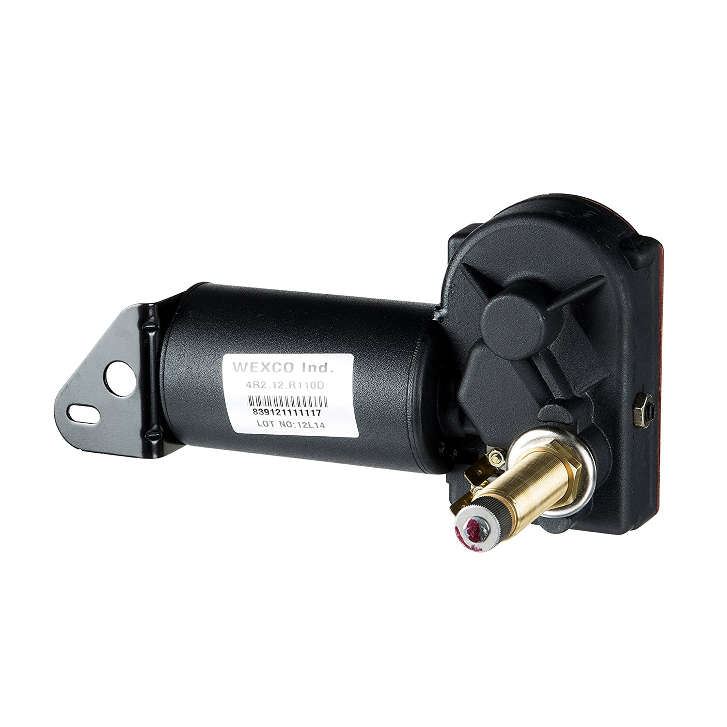 3.5 Wexco Wiper Motor Three and a half inch CE Certified 4A3.12.R110DCE shaft 12V